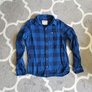Hollister | men's flannel